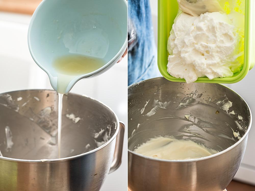 receta mousse limon cheesecake