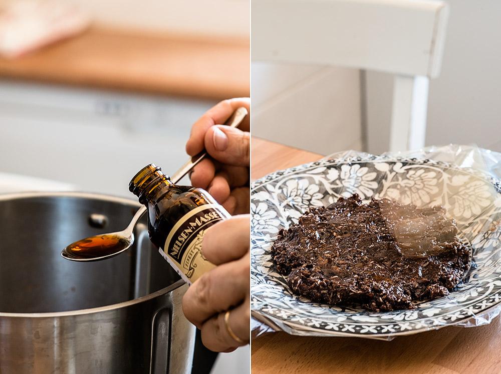 receta trufas veganas datiles