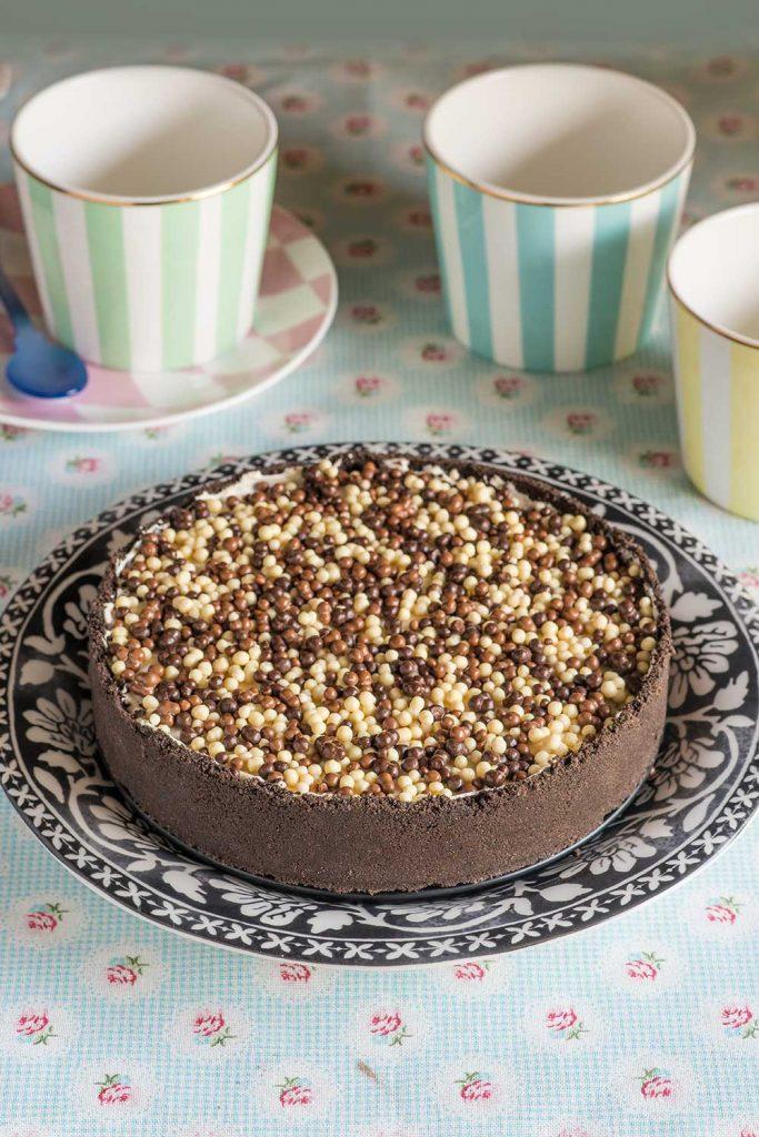 receta cheesecake oreo nutella