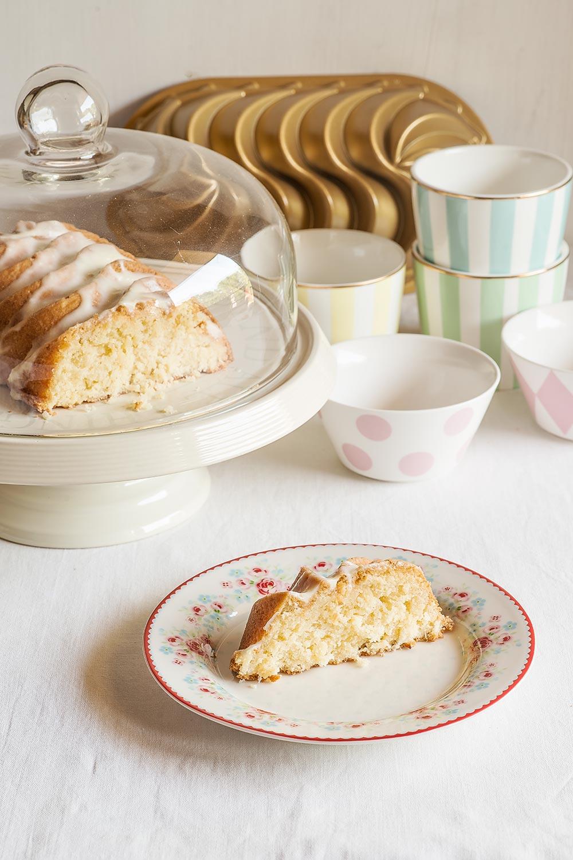 receta bundt cake coco