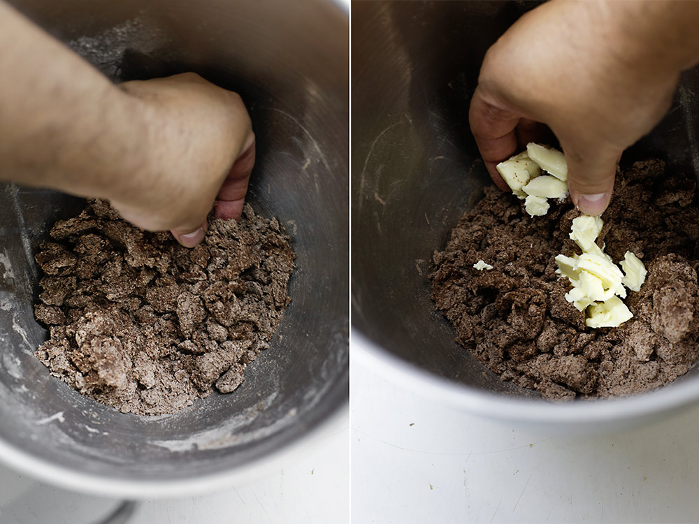Receta pan de muerto de chocolate 5