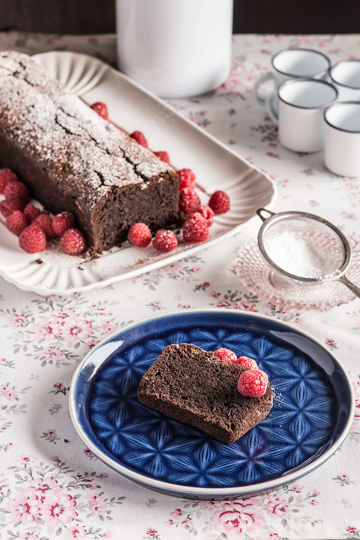 receta bizcocho chocolate sin harina