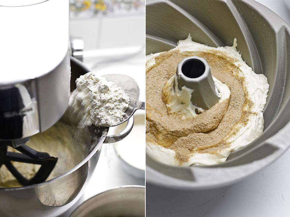 Receta bundt cake rollos de canela 6