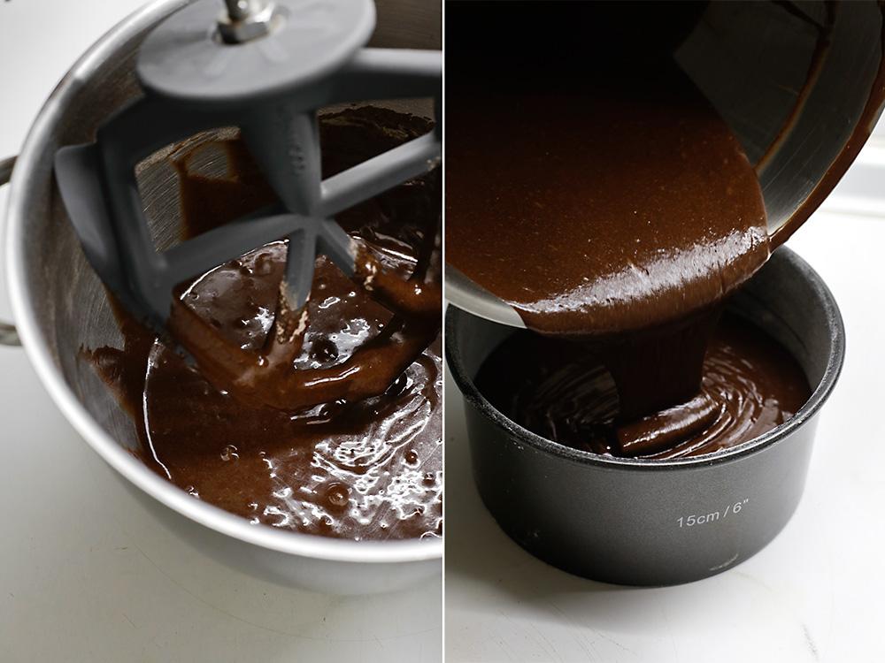 Receta tarta de moka y chocolate 4-1