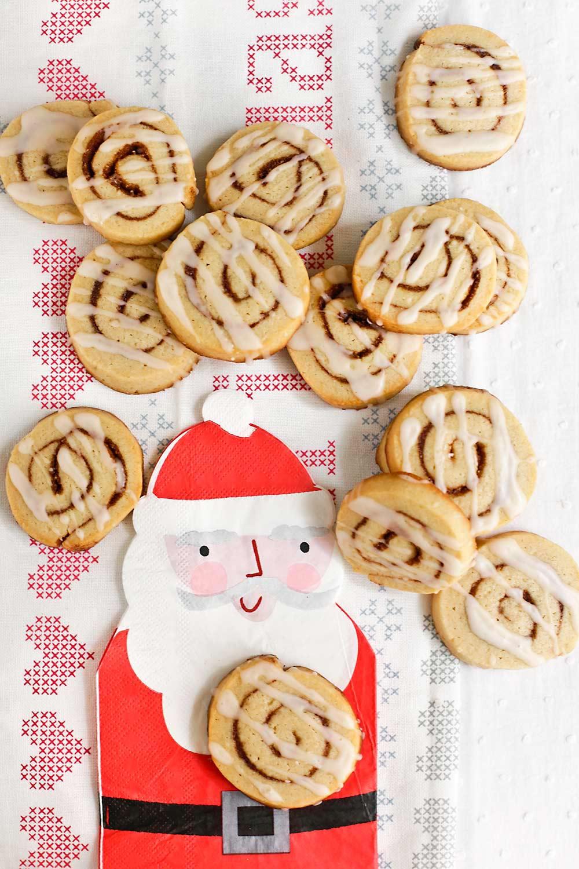 Receta galletas cinnamon roll 1