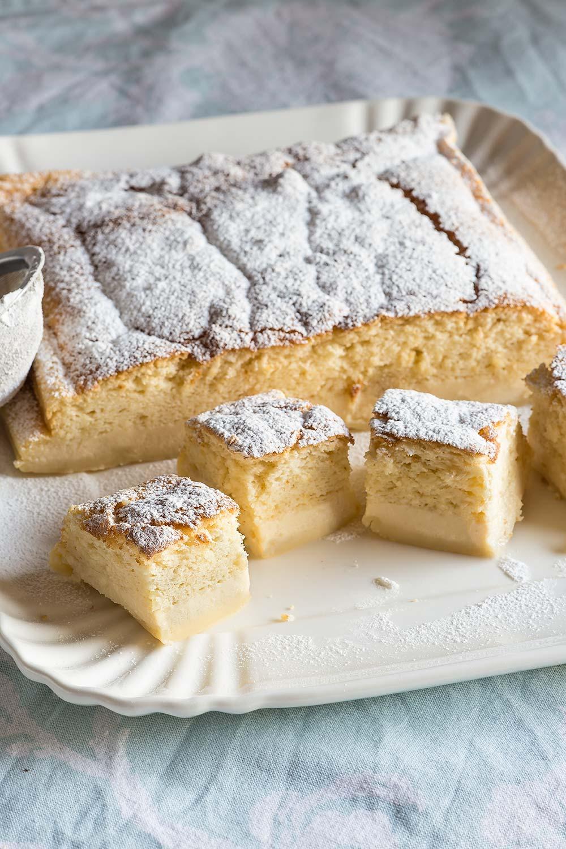 receta pastel inteligente