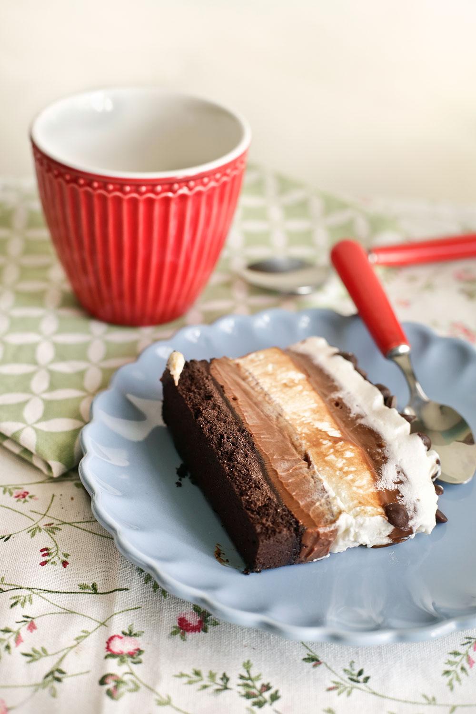Receta lasaña de chocolate 2