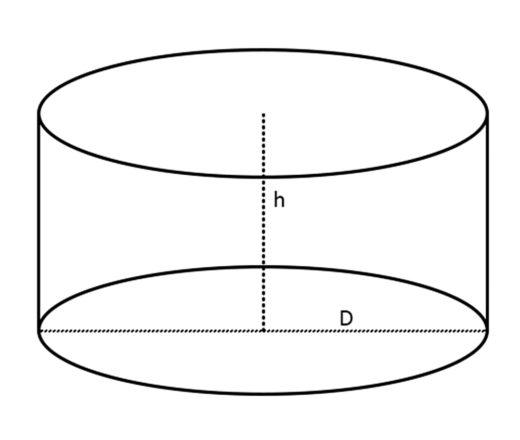 volumen cilindro
