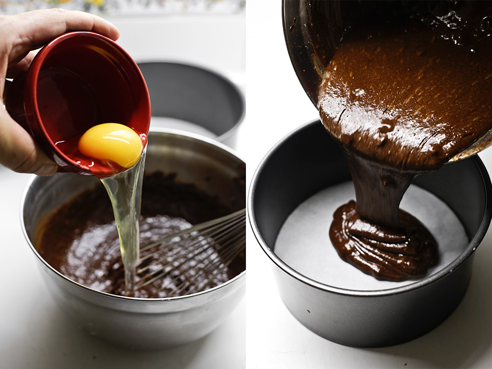 Receta tarta helada de café y stracciatella