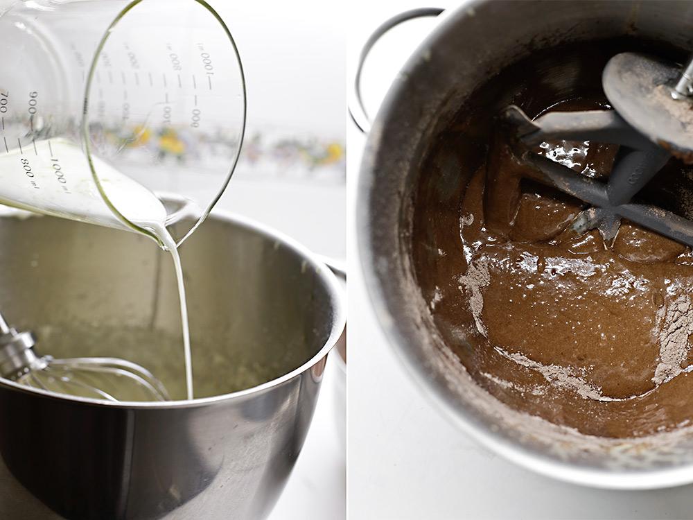 Receta magdalenas de chocolate
