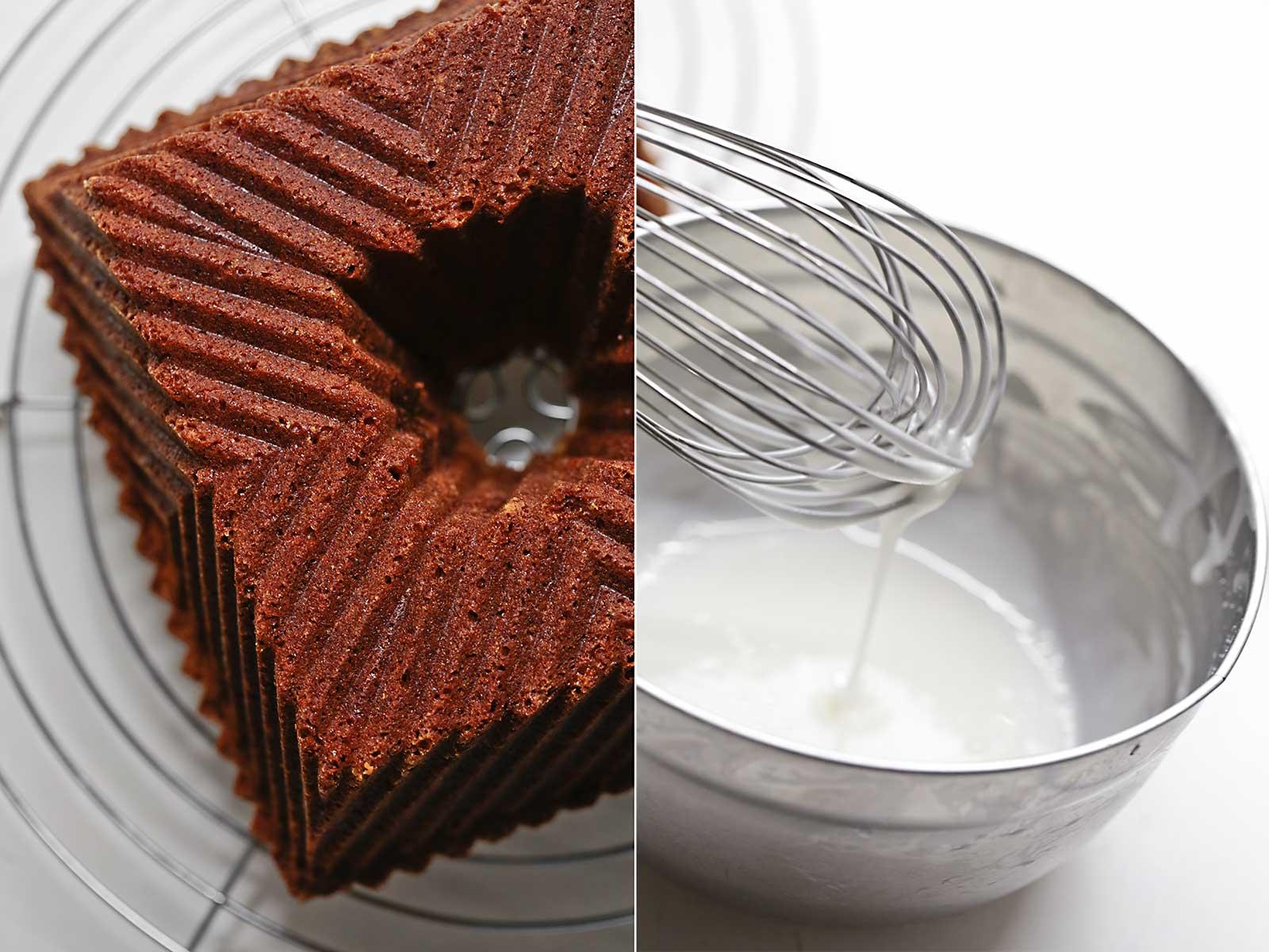 Receta bundt cake especiado