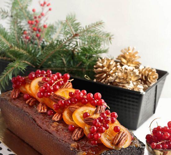 Pan de especias para Navidad