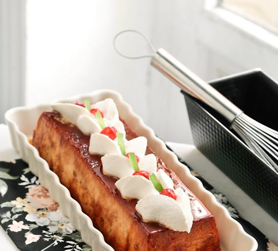 Receta pan de Calatrava con panettone