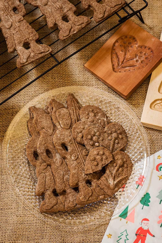 receta speculaas galletas navidad