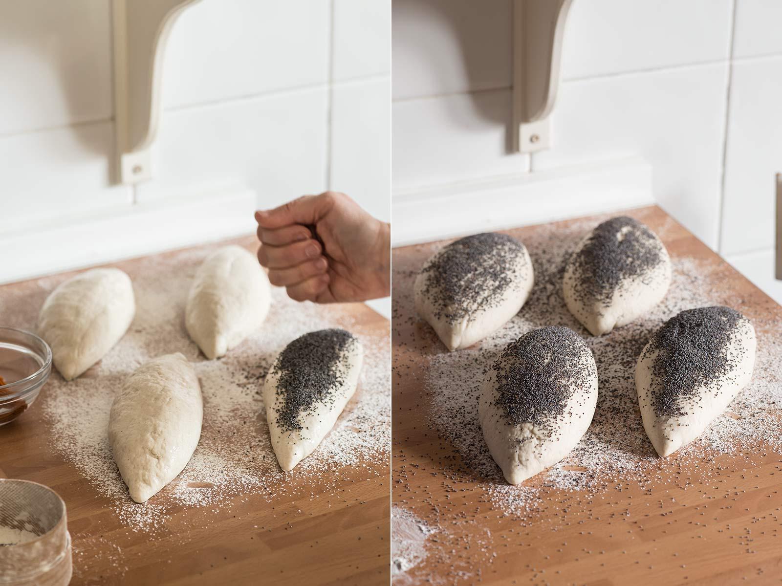 receta panecillos sin gluten