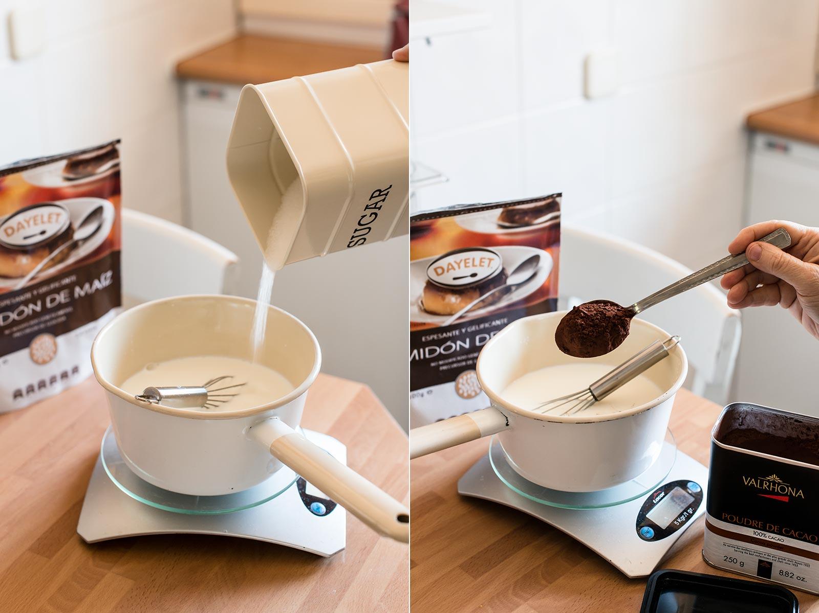 receta dalkys chocolate caseros