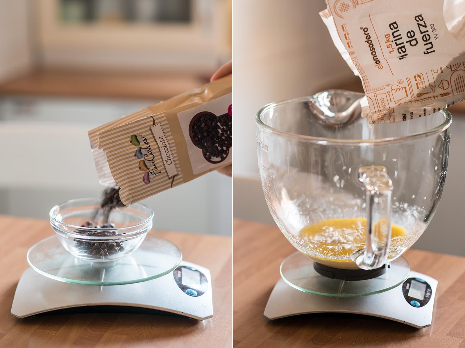 receta doowaps caseros chocolate