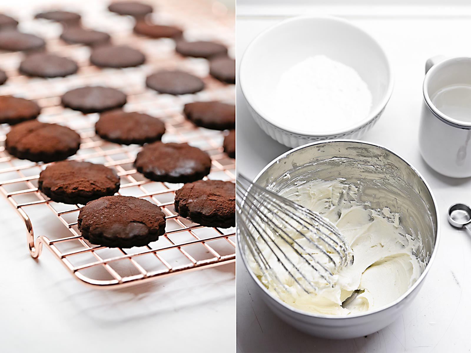 Receta galletas Oreo caseras