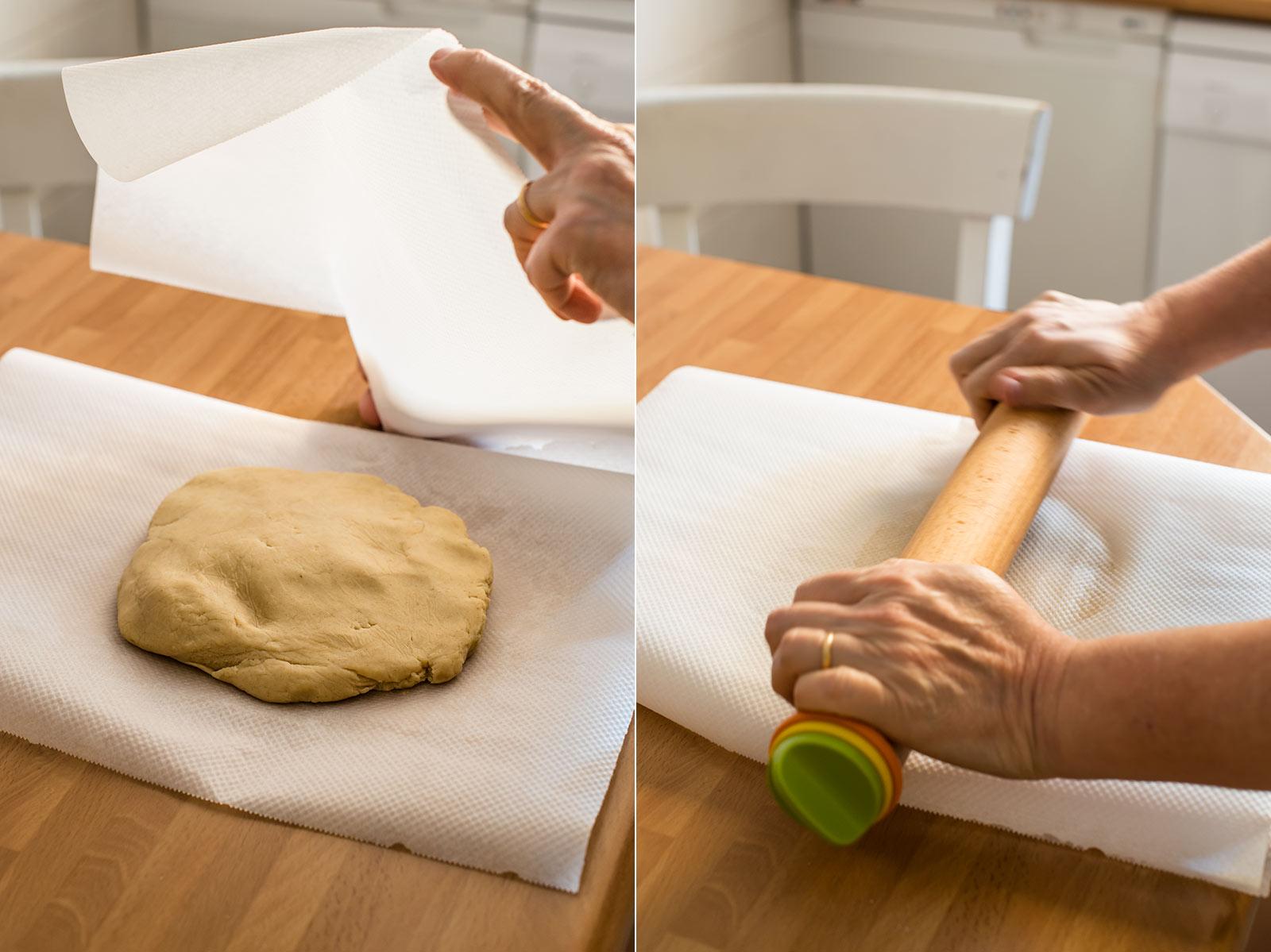 receta galletas domino comunion
