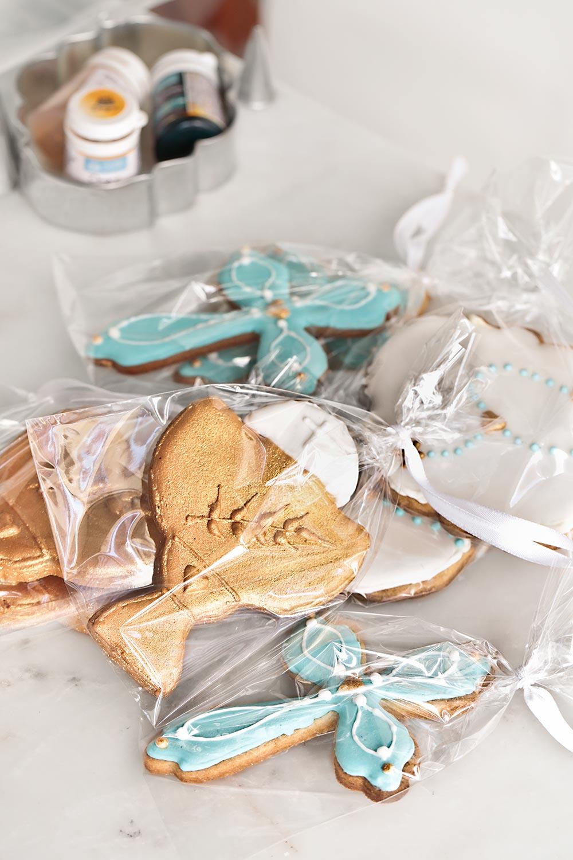 Receta galletas para Primera Comunión