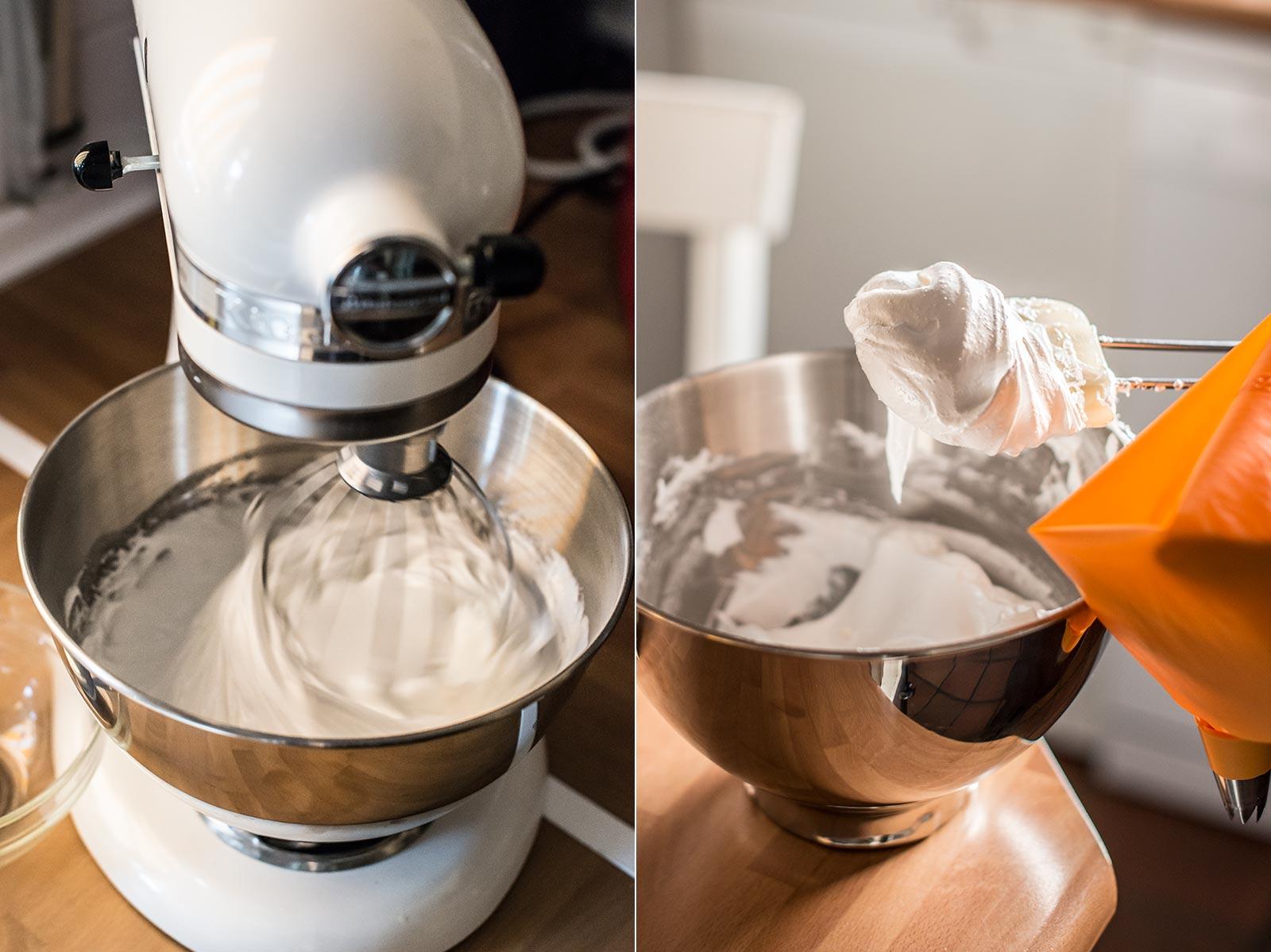 receta piruletas merengue comunion