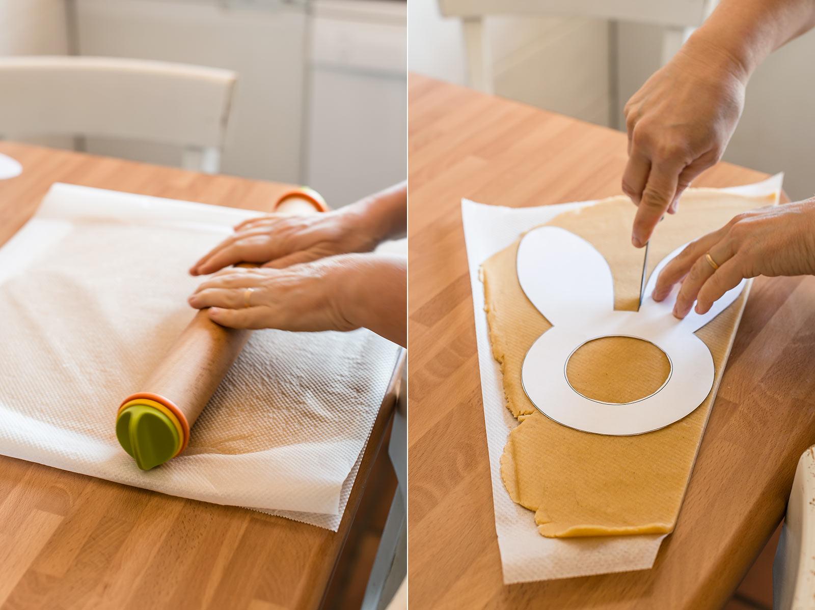 receta tarta conejo pascua