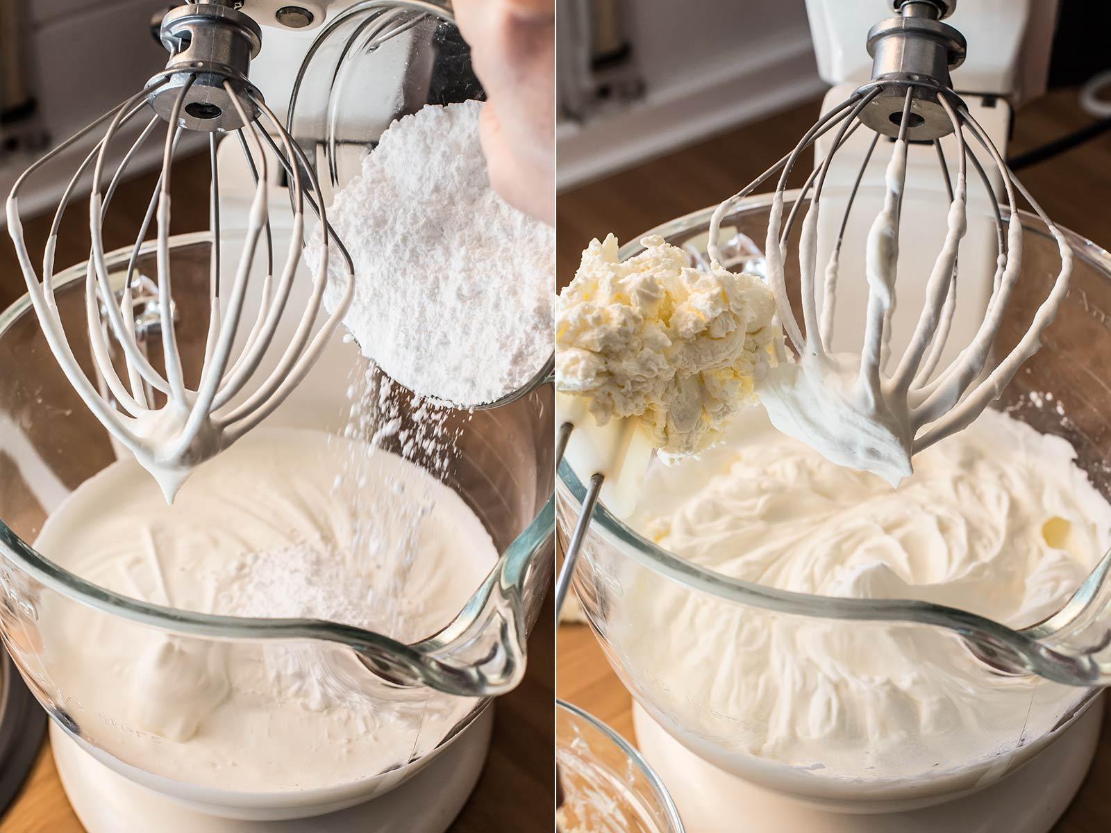receta layer cake limon mascarpone
