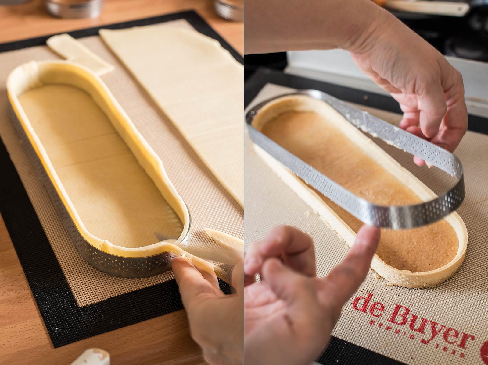 receta tarta lemon curd