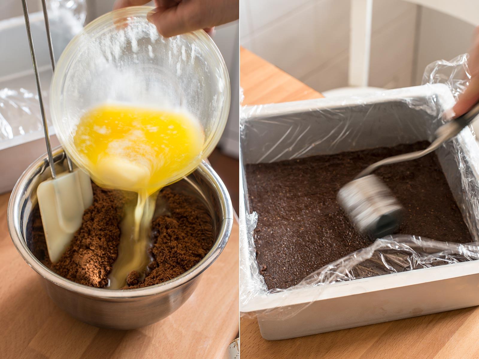 receta tarta helada sandia