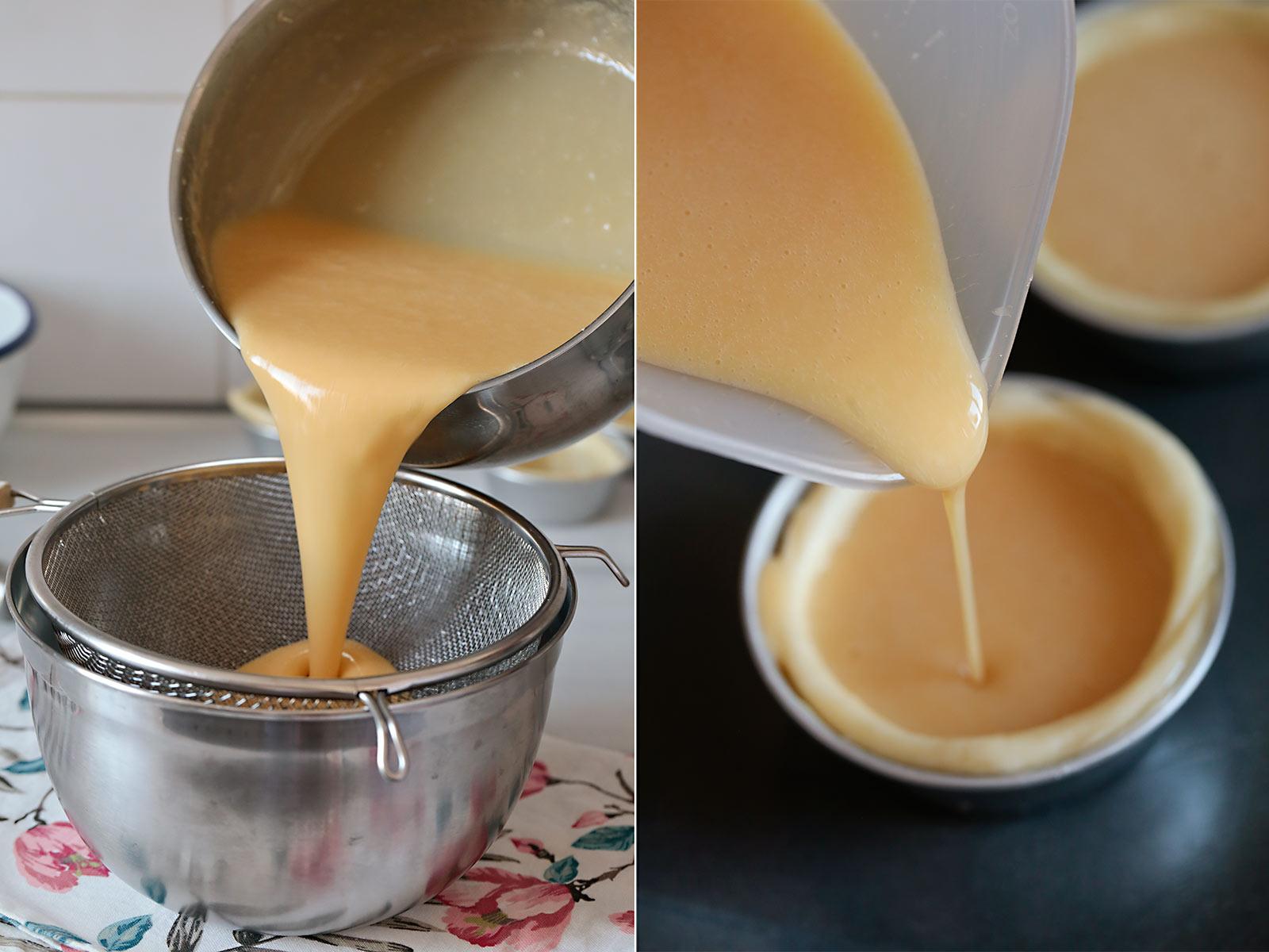 Receta pastéis de nata