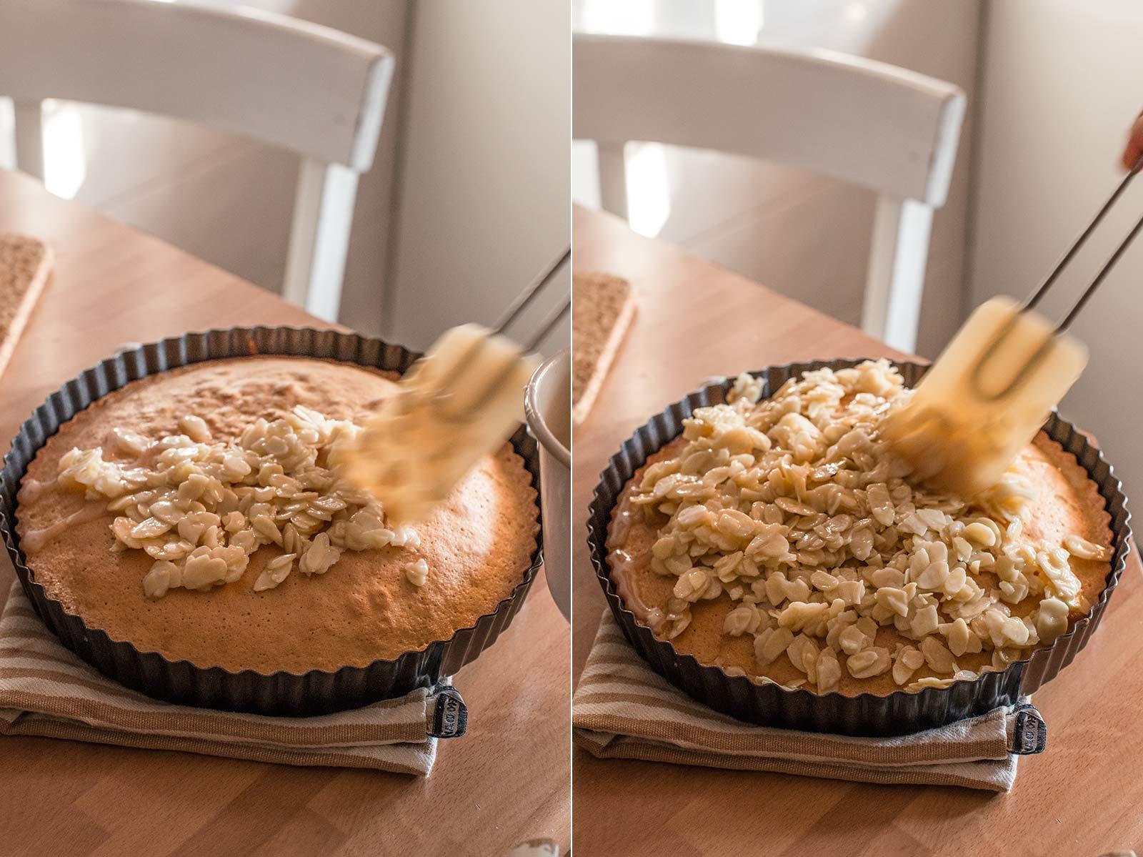 receta tarta almendras portuguesa