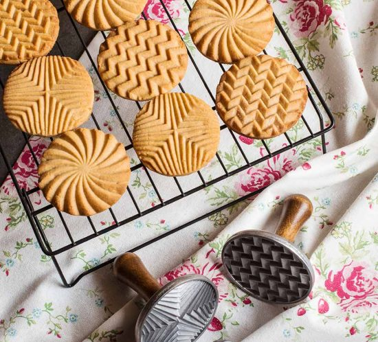 receta galletas turron