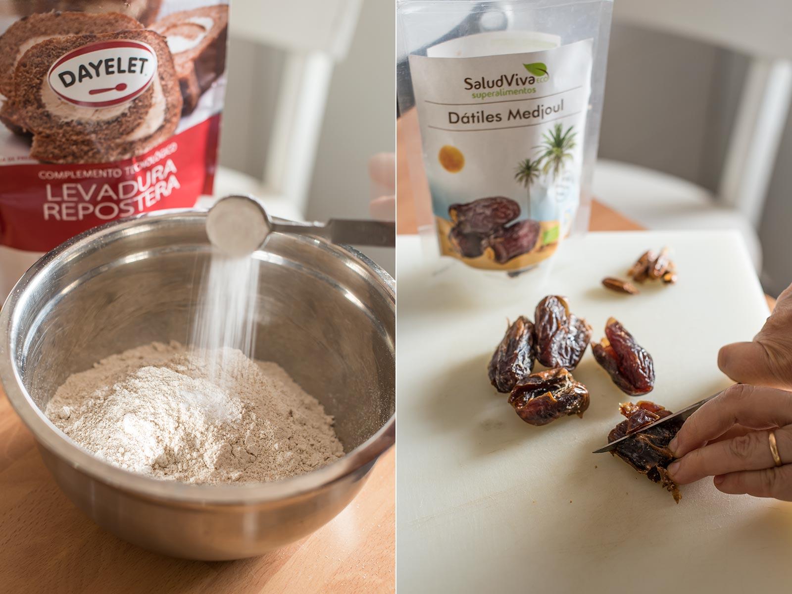 receta muffins calabaza