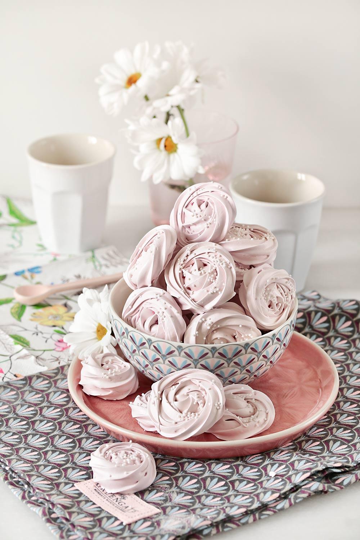 Receta galletas rosa Día de la Madre