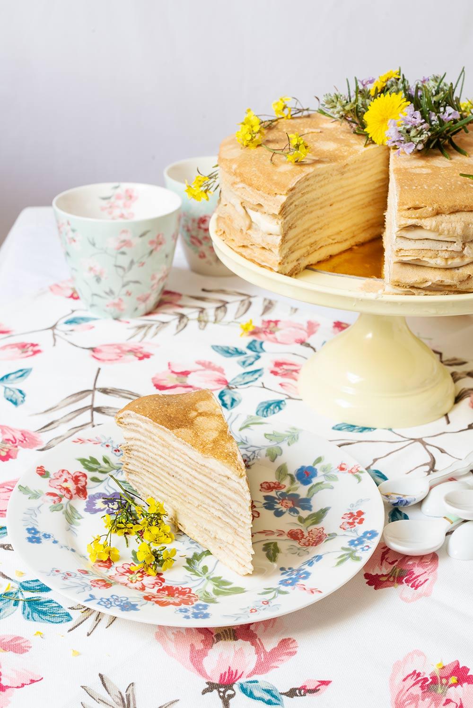 receta tarta crepes dia madre