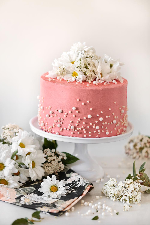 receta layer cake dia madre