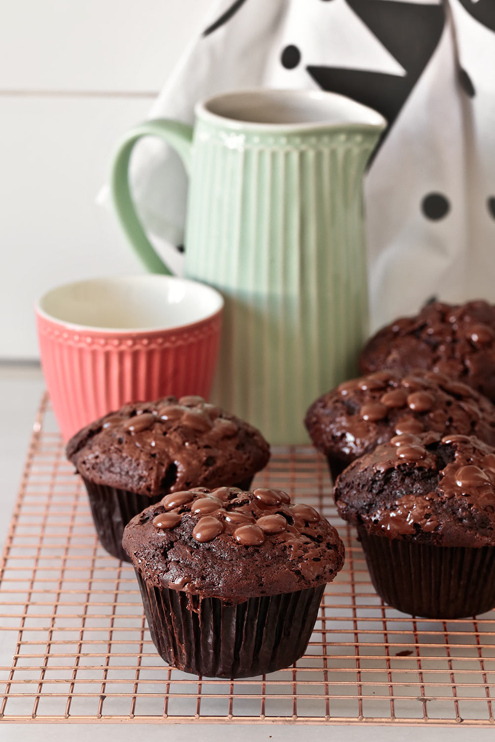 receta muffins starbucks chocolate