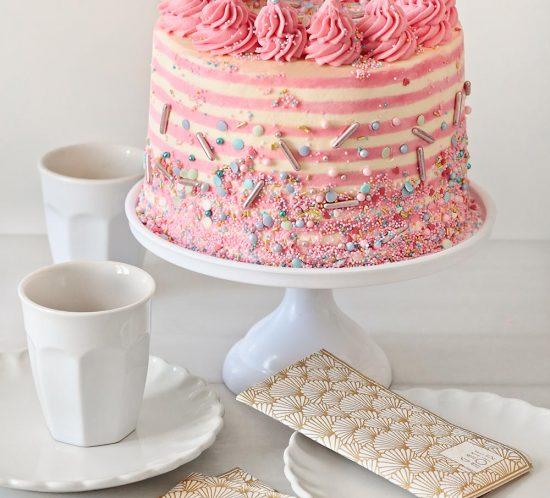 receta tarta primera comunion
