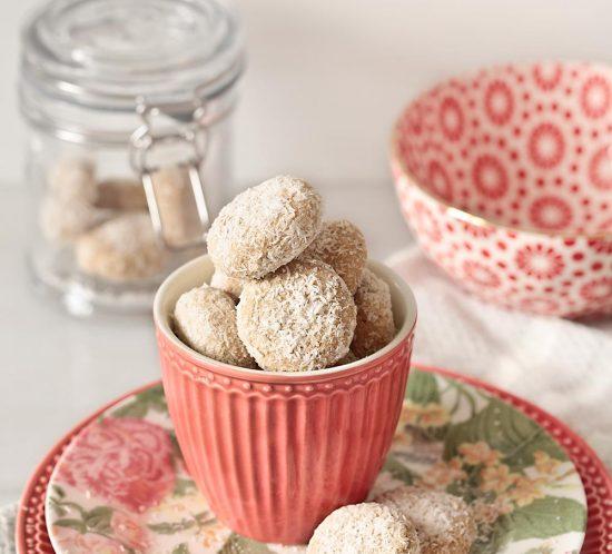 receta galletas coco paleo veganas