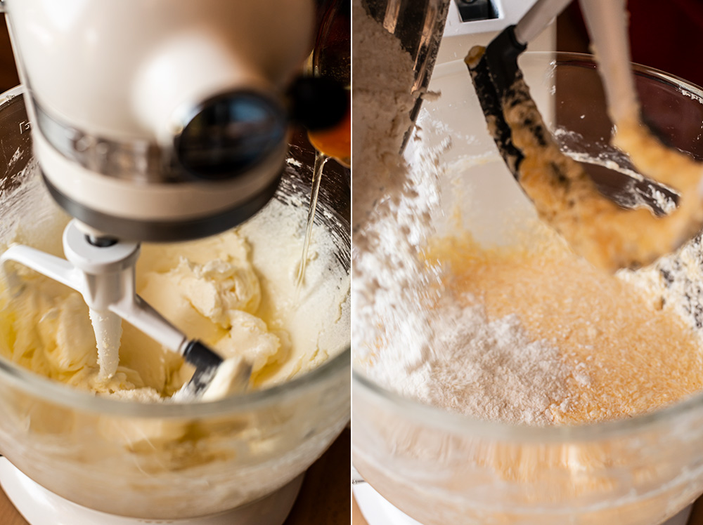 receta tarta cumpleanos vainilla