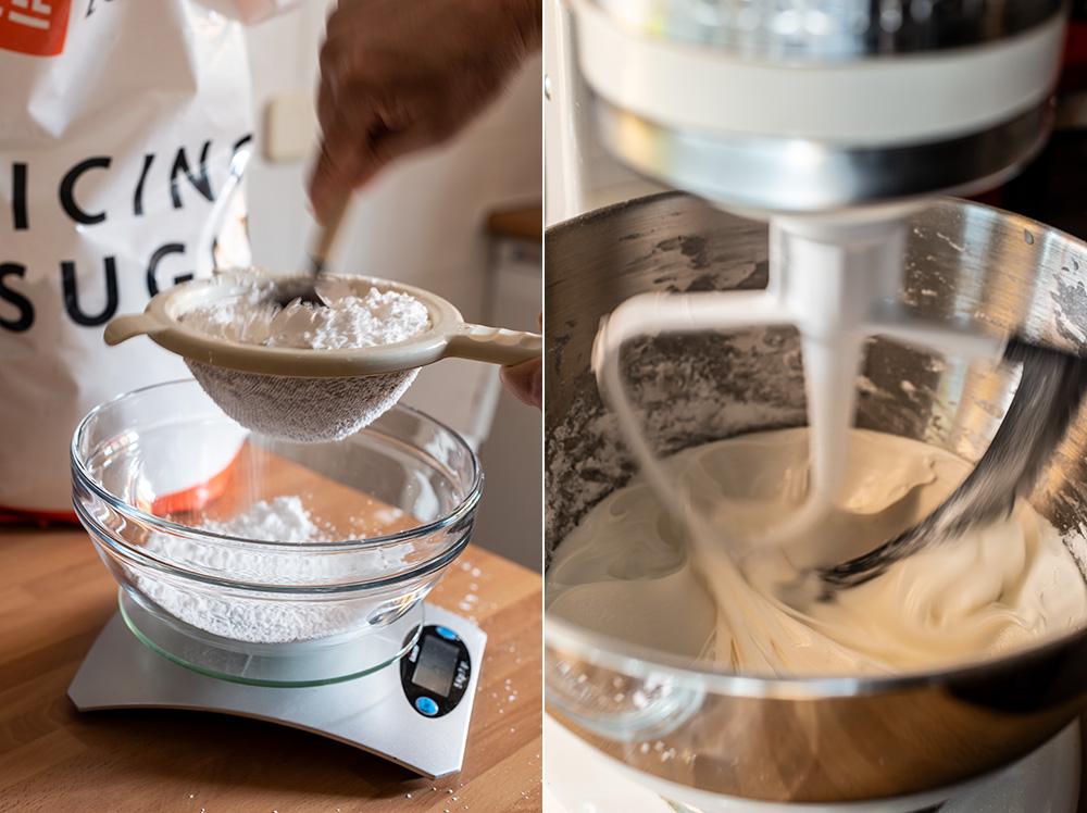 receta galletas ataud