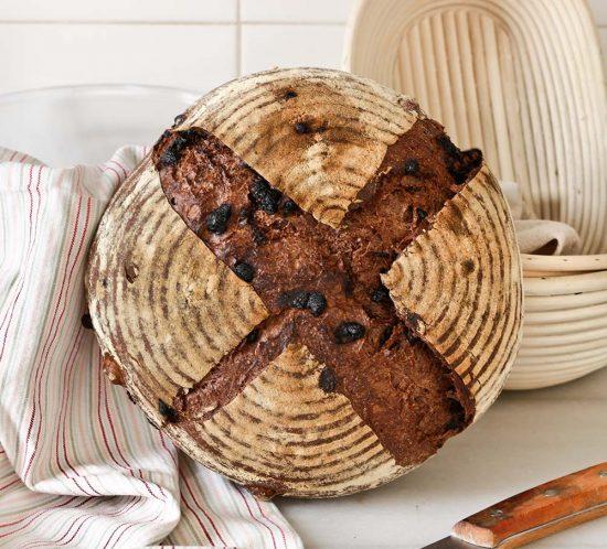 Receta pan de chocolate y cerveza negra