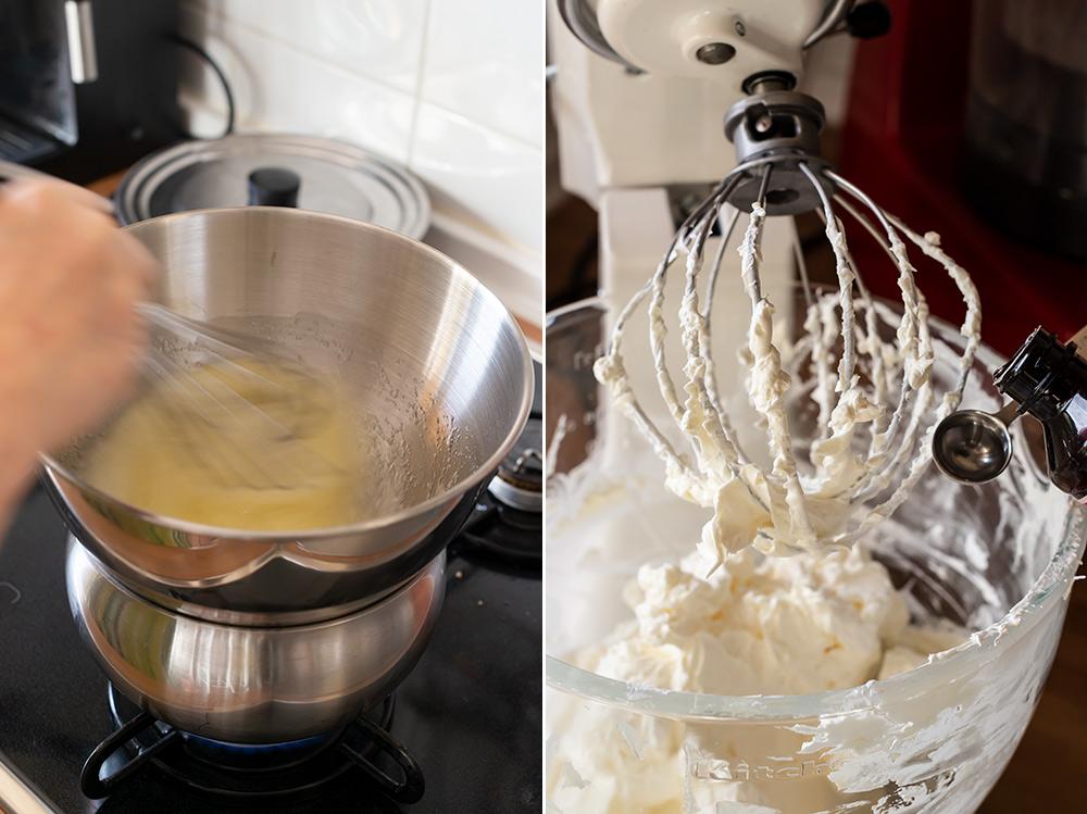 receta tarta bordes perfectos frambuesa