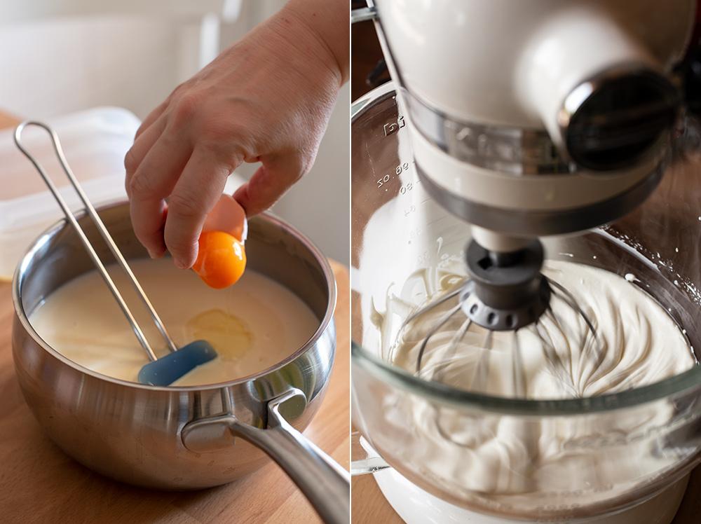 receta tarta helada kit kat