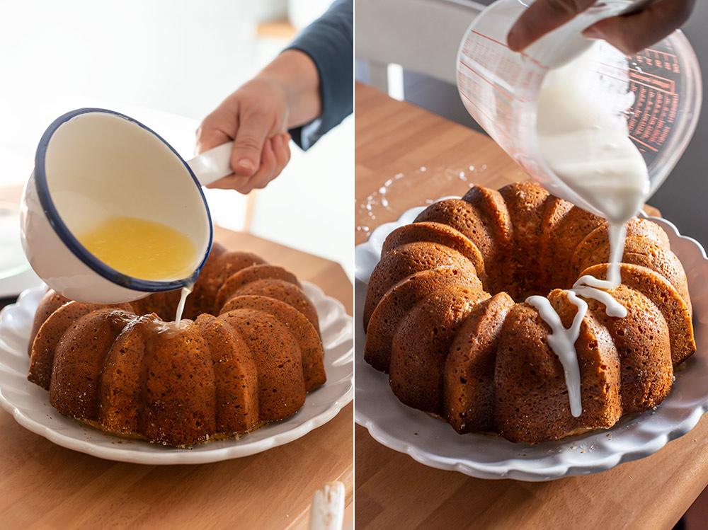 receta bundt cake limon semillas amapola