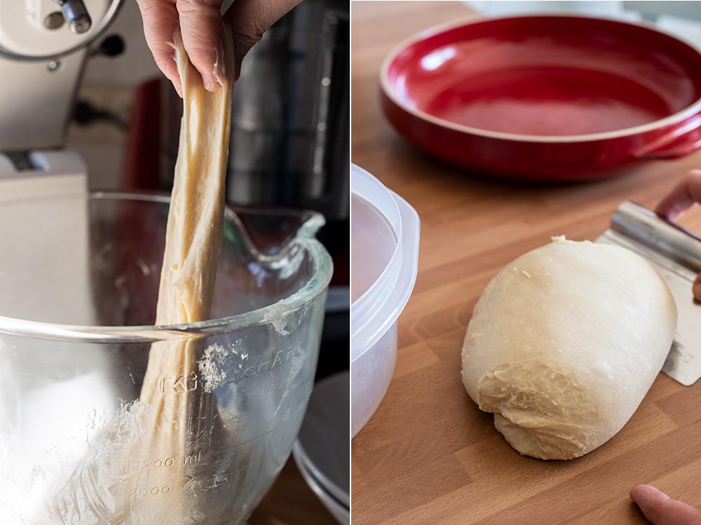 receta rollo canela gigante
