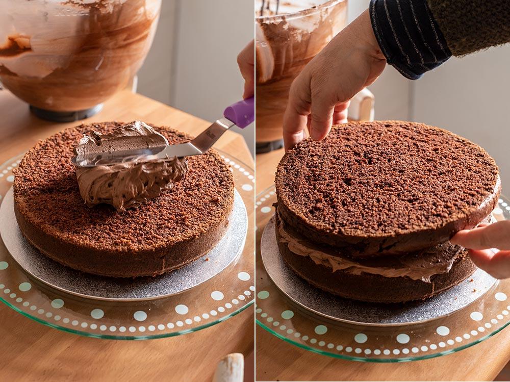 receta tarta chocolate sin gluten