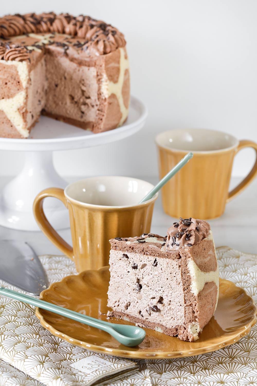 Receta tarta mousse de Nutella