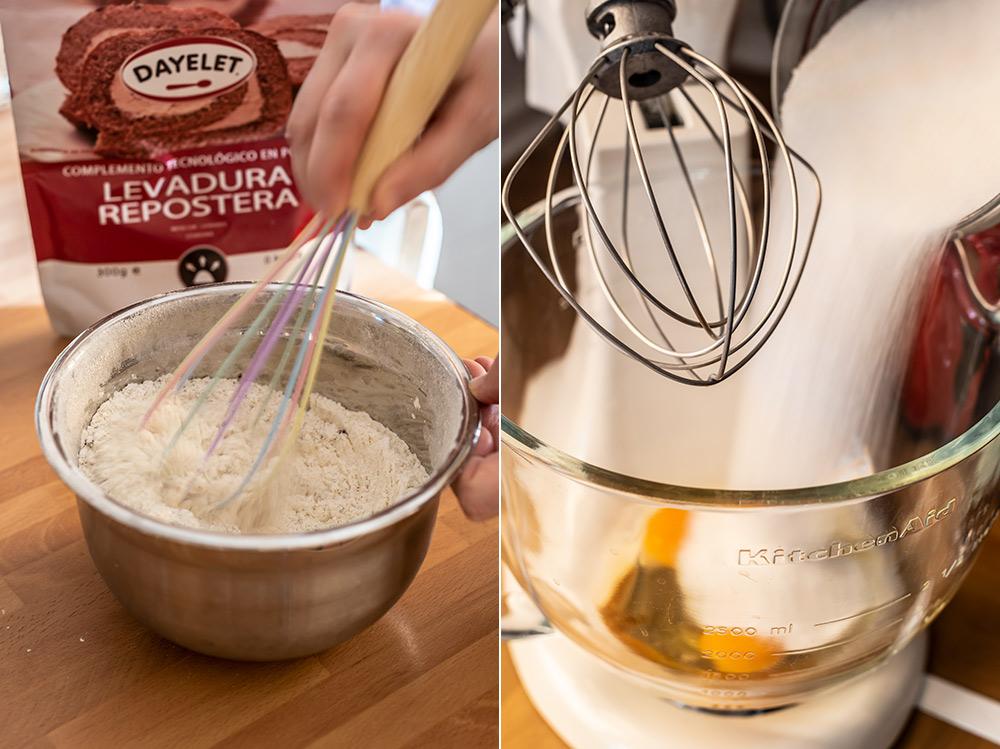 receta tarta cafe leche