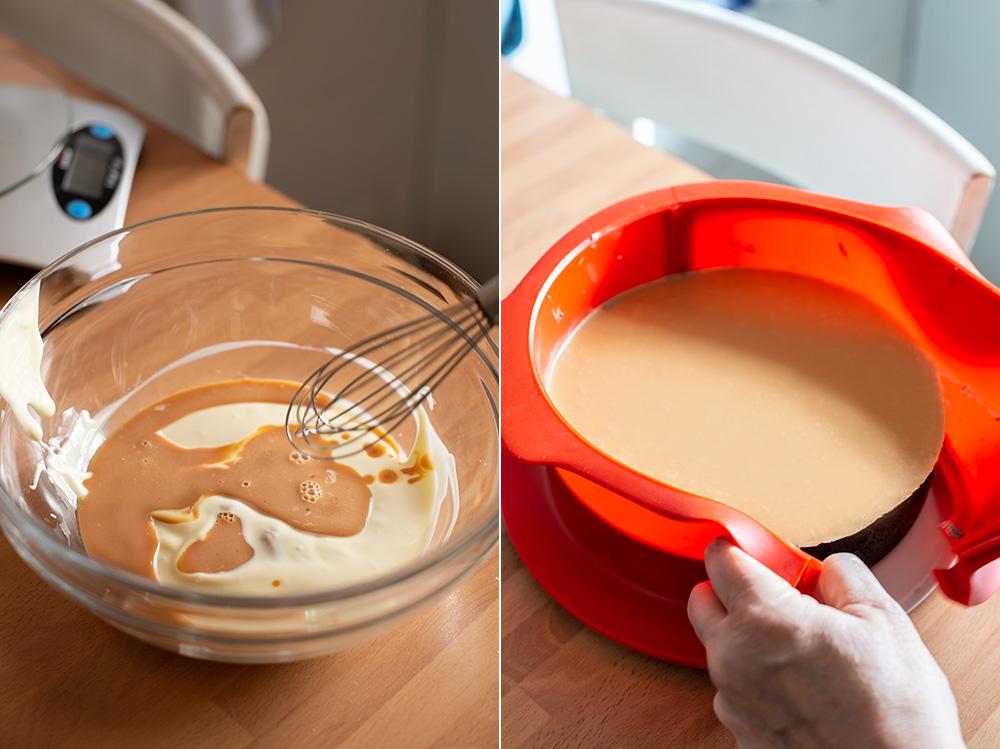 receta cheesecake baileys sin horno